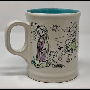 Mug Princess Sketches Disney Collection Animators nvNm0O8w